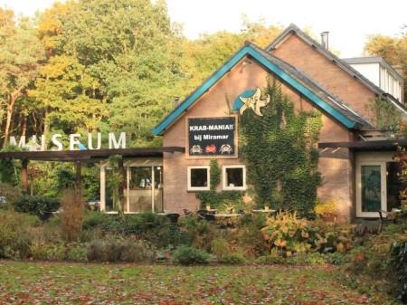 Miramar Zeemuseum, Vledder, zoekt vrijwilligers