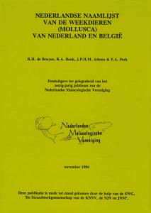 Nederlandse naamlijst