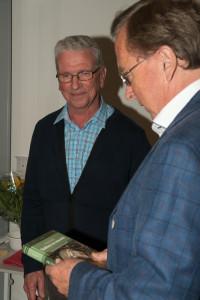 Bert Jansen en Edi Gittenberger.